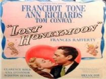 Lost Honeymoon 1947 DVD - Franchot Tone / Ann Richards
